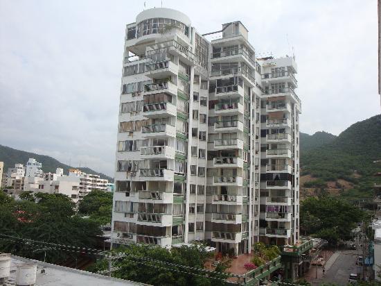 Hotel Betoma: View from Balcony 02