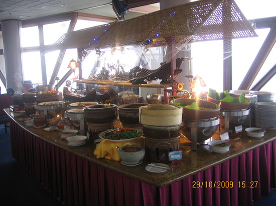 Atmosphere 360 : Buffet selection