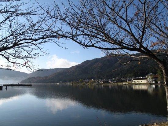 Nagahama, Japan: 山嵐沒了