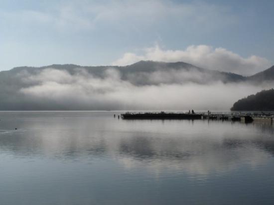 Nagahama, Japon : 再看一次山嵐
