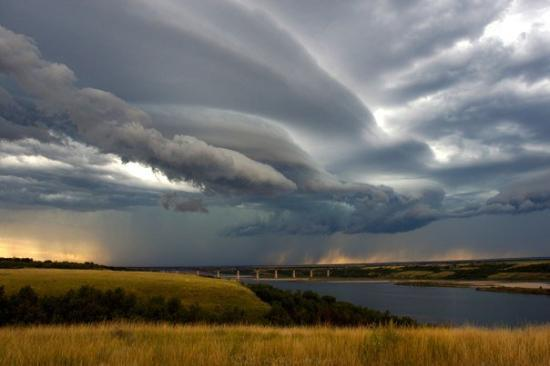 Outlook, Canada: Prairie Storm