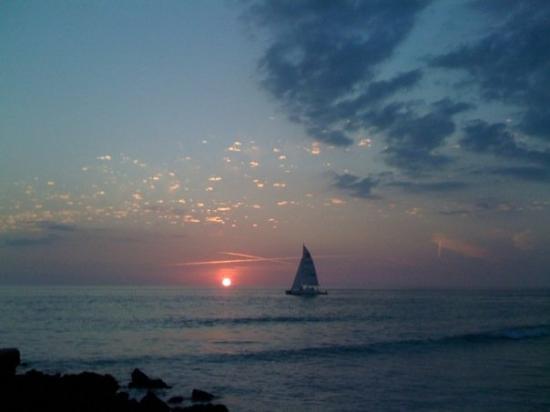 Anna Maria Island sunset 3-13-09
