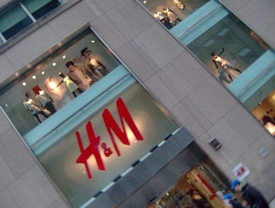 H&M专卖店