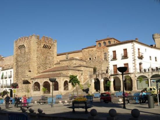 Imagen de la localidad de Trujillo en Cáceres
