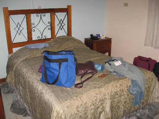 Hotel Los Pinos: Hotel Room #1