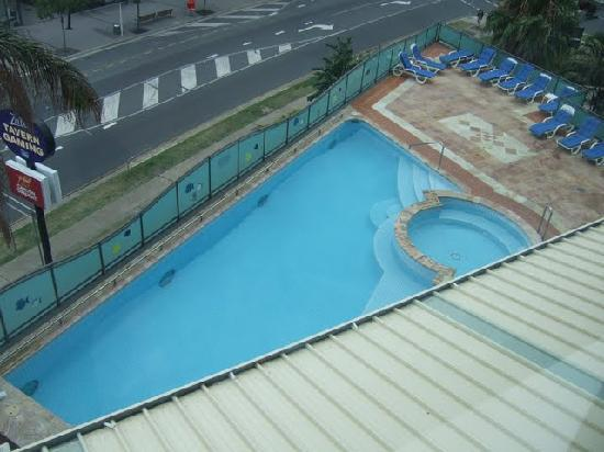 Pool view from room picture of watermark hotel spa for Splash pool show gold coast