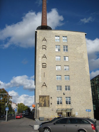 Arabia Factory Shop