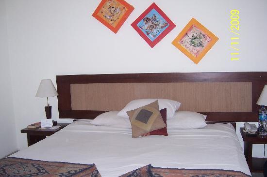 Our Room at Puri Raja