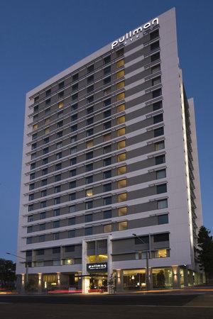 โรงแรมพูลแมนแอทซิดนีย์โอลิมปิคพาร์ค