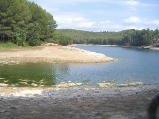 Gaibiel, Spain: paisaje lindante con Novaliches