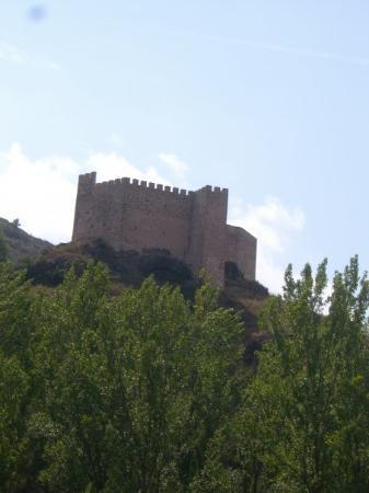 Castillo de Gaibiel, Torre del Dit