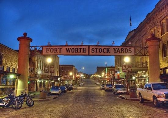 Fort Worth, TX: Ft.Worth Stock Yards
