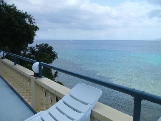 Campbell's Beach Resort: Penthouse Terrace View1