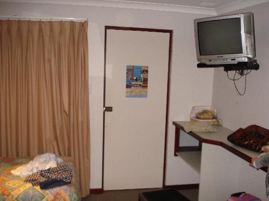 Denmark Hotel and River Motel : Main room