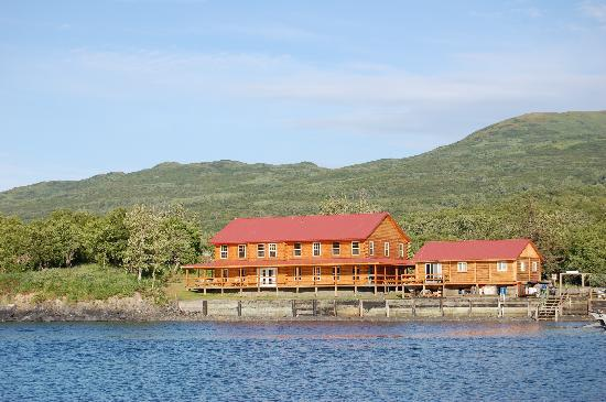 Alaska's Kodiak Island Resort: Kodiak island Resort