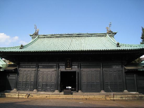 湯島聖堂 大成殿 - Picture of Y...