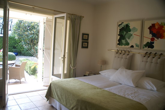 La Colle sur Loup, Frankrike: Our room