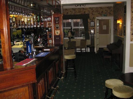 Wheatlands Lodge Hotel: Wheatlands Lodge Bar Area