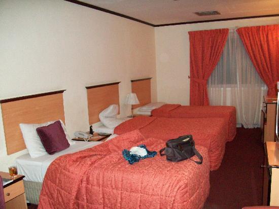 Panorama Hotel Deira: Room
