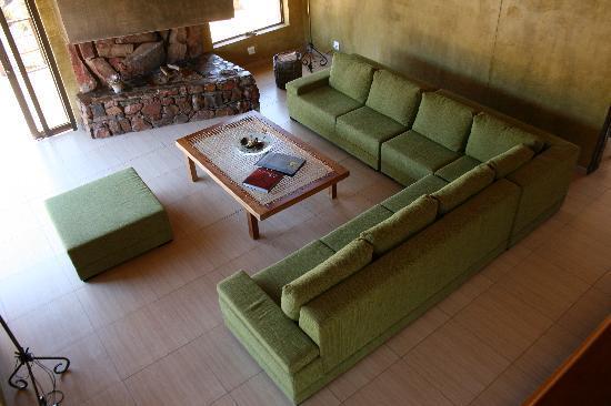 White Lion Lodge: Lounge