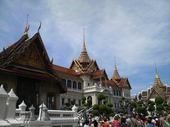 The Silom Plaza Hotel