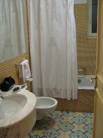 Antiche Mura Hotel : Bathroom