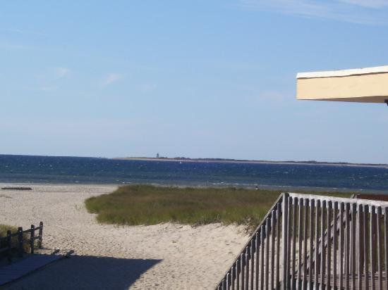 North Truro, MA: Beach Front View