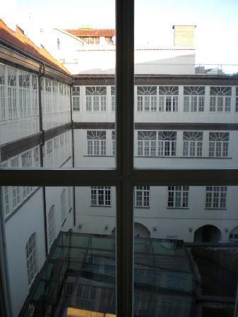 Barcelo Old Town Praha: el edificio desde dentro