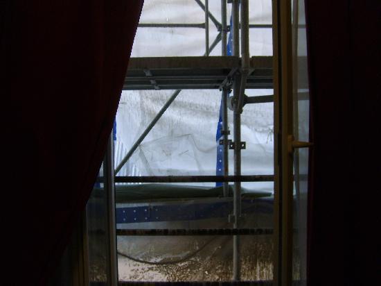 Hotel Camelia International: When I opened the window...