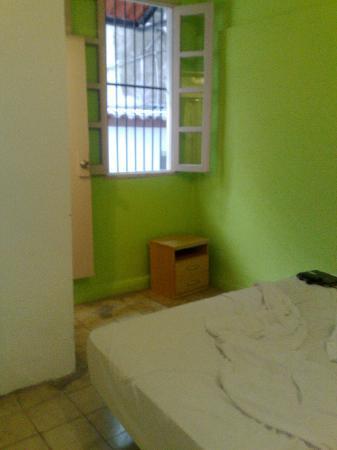 Hospedaje Casco Viejo: Habitación