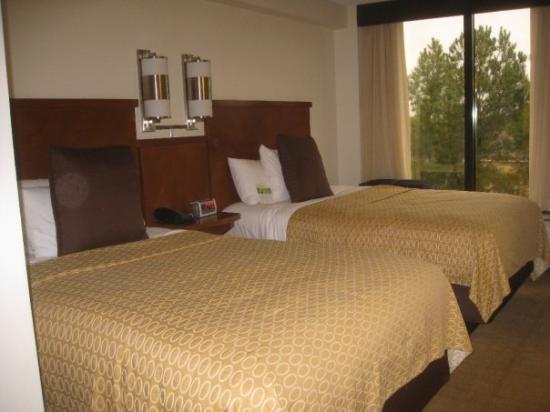 لا كوينتا إن آند سويتس ممفيس بريماسي: til dagligt med kun en overnatning bor vi på motel , men ind immellem vælger vi et godt hotel ,