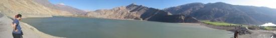 Copiapó, Chile: Panorámica Embalse Lautaro
