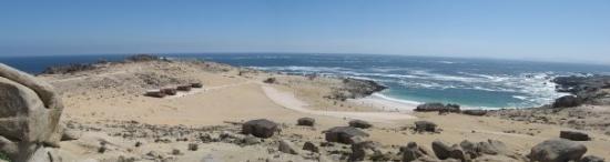 Copiapó, Chile: Panorámica Playa La Vírgen