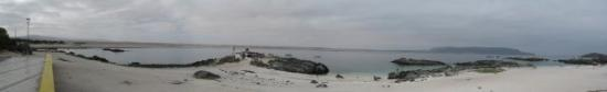 Copiapó, Chile: Panorámica Bahía Inglesa
