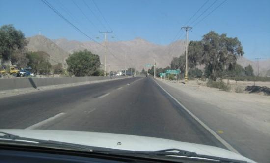 Copiapo, شيلي: y emprendimos rumbo hacia la conch.... lejos