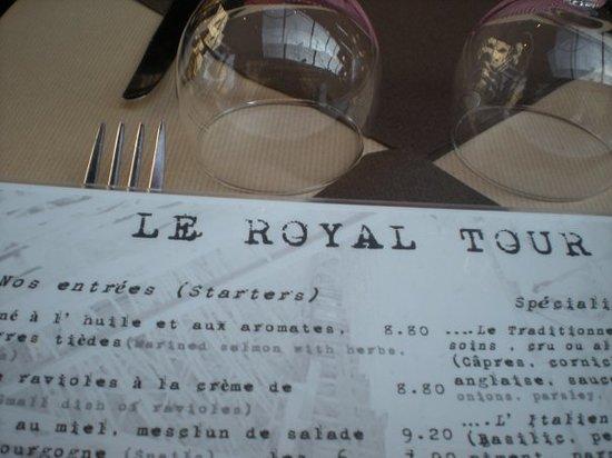Le Royal Tour Brasserie Photo