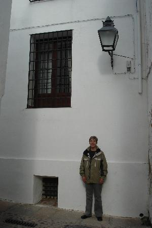 Hotel Plateros: See the bars on our windows?