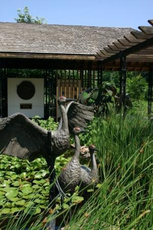 Lauritzen Gardens Omaha's Botanical Center Photo