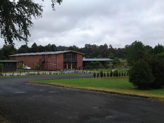 Tarraleah Estate : Pub and assembly hall