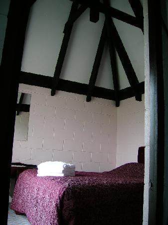 Sandcastle Motel: Inside the room
