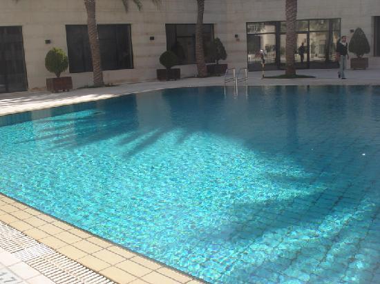 Amman Intercontinental Jordan Swimming Pool Picture Of Intercontinental Jordan Amman