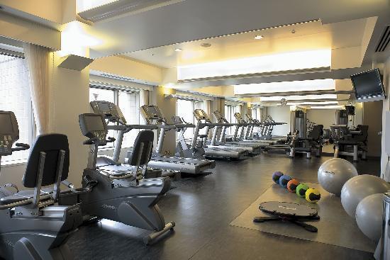 The Westin Tokyo: WorkOut Gym