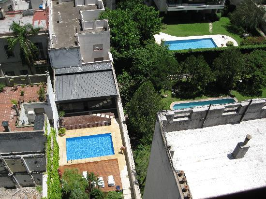 Callao Plaza Suites: Piscina