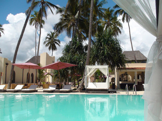 Dream of Zanzibar: Pool Area