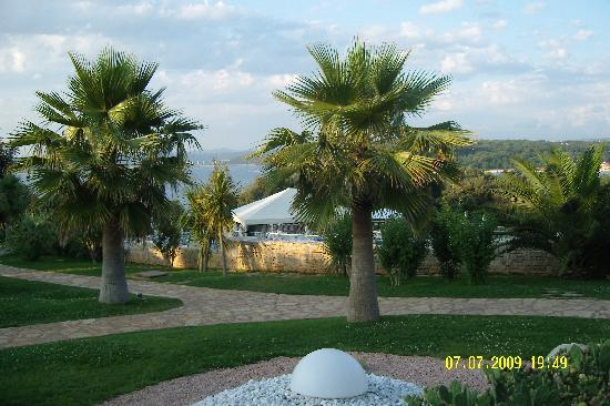 Tar, Croatia: hotel resort