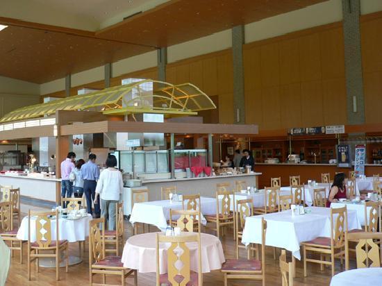Kussharo Prince Hotel: レストラン