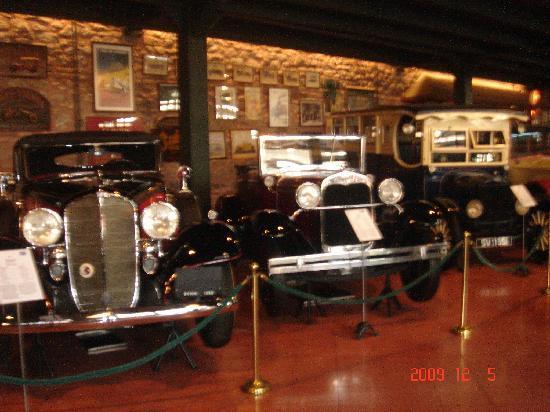 Cars - Rahmi M. Koç Müzesi, İstanbul Resmi - TripAdvisor