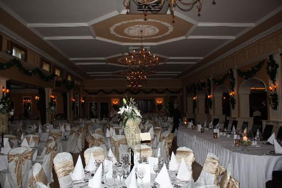 Ballygarry House Hotel & Spa: Function Room