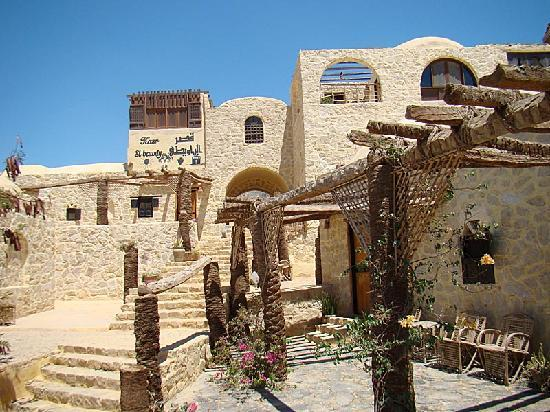 Bawiti, Egipto: Bungalows