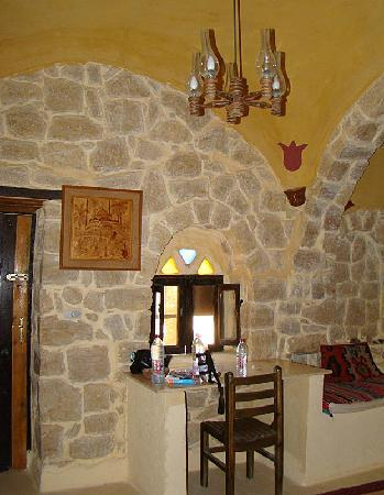 Qasr El Bawity Hotel: Living Room